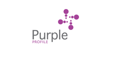 Purple Profile Logo